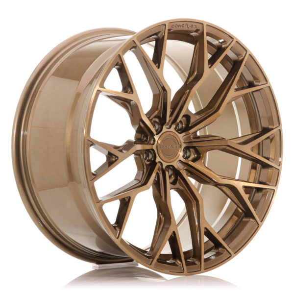 Concaver CVR1 19x8,5 ET20-45 BLANK Brushed Bronze