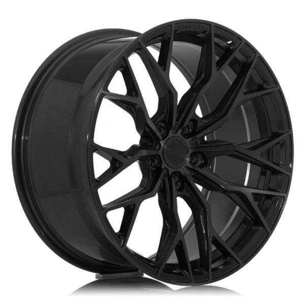 Concaver CVR1 20x9 ET20-51 BLANK Platinum Black