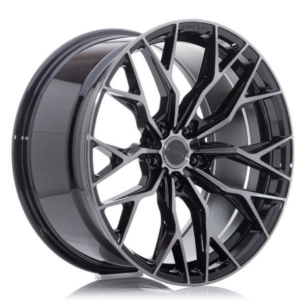 Concaver CVR1 22x10,5 ET10-46 BLANK Double Tinted Black