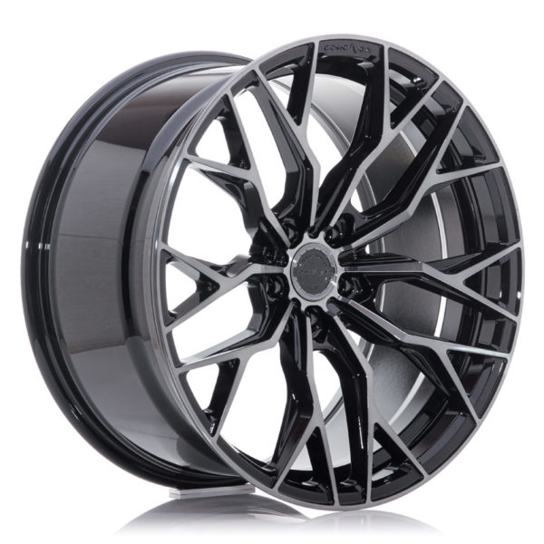 Concaver CVR1 22x9,5 ET0-35 BLANK Double Tinted Black
