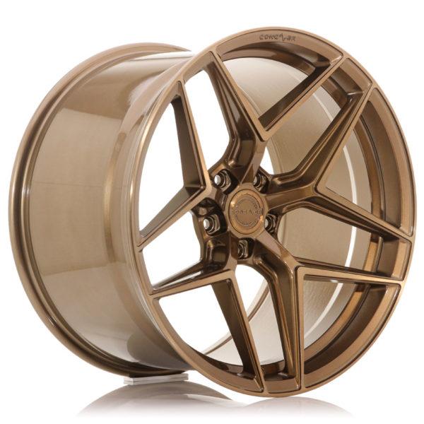 Concaver CVR2 20x10,5 ET15-43 BLANK Brushed Bronze
