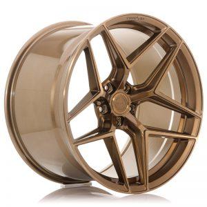 Concaver CVR2 20x9 ET20-51 BLANK Brushed Bronze