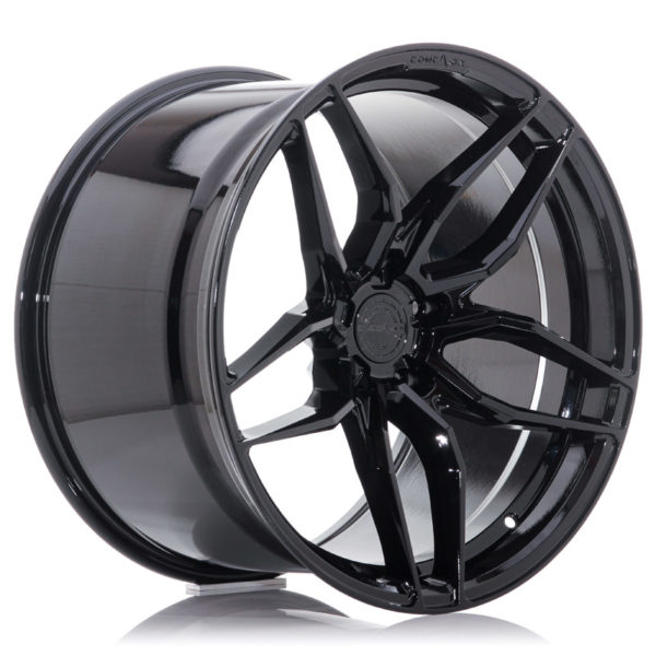 Concaver CVR3 20x9 ET20-51 BLANK Platinum Black