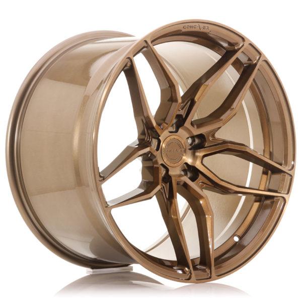 Concaver CVR3 20x9,5 ET22-40 BLANK Brushed Bronze