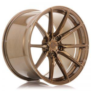 Concaver CVR4 20x10 ET45 5x112 Brushed Bronze