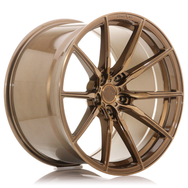Concaver CVR4 20x11 ET0-30 BLANK Brushed Bronze