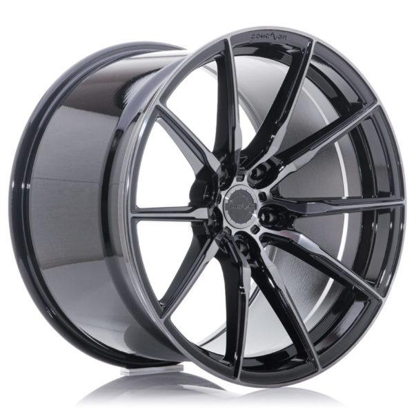 Concaver CVR4 20x9,5 ET22-40 BLANK Double Tinted Black