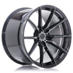 Concaver CVR4 22x11,5 ET17-58 BLANK Double Tinted Black