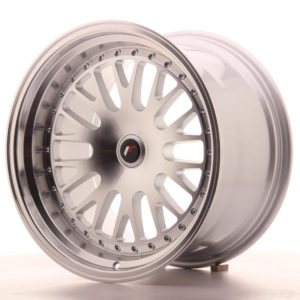 JR Wheels JR10 18x10,5 ET12-25 BLANK Silver Machined Face