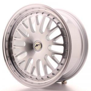 JR Wheels JR10 18x8,5 ET20-45 BLANK Silver Machined Face