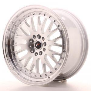 JR Wheels JR10 18x9,5 ET18 5x100/112 Silver Machined Face