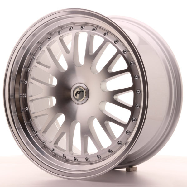 JR Wheels JR10 19x9,5 ET20-35 BLANK Silver Machined Face