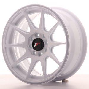 JR Wheels JR11 15x7 ET30 4x100/114 White
