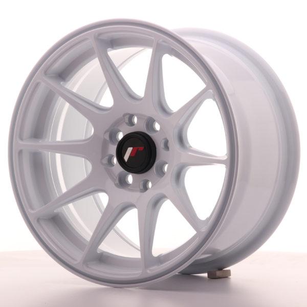 JR Wheels JR11 15x8 ET25 4x100/114 White