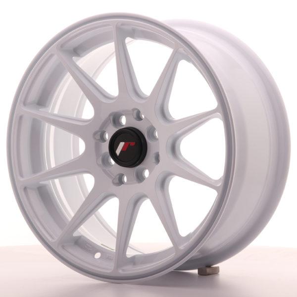 JR Wheels JR11 16x7 ET30 4x100/114 White
