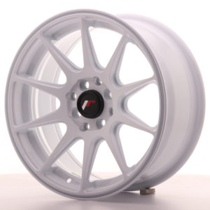 JR Wheels JR11 16x7 ET30 5x100/114 White