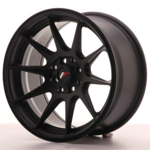 JR Wheels JR11 16x8 ET25 4x100/114 Flat Black