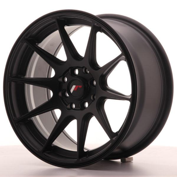 JR Wheels JR11 16x8 ET25 4x100/114 Flat Black