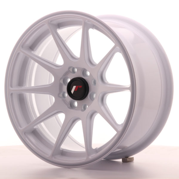 JR Wheels JR11 16x8 ET25 5x100/114 White