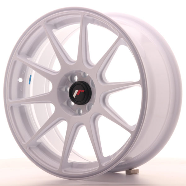 JR Wheels JR11 17x7,25 ET25 4x100/108 White