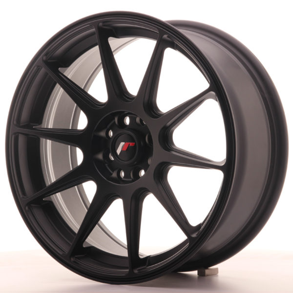 JR Wheels JR11 17x7,25 ET35 4x100/114,3 Matt Black