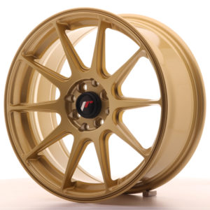 JR Wheels JR11 17x7,25 ET35 4x100/114,3 Gold
