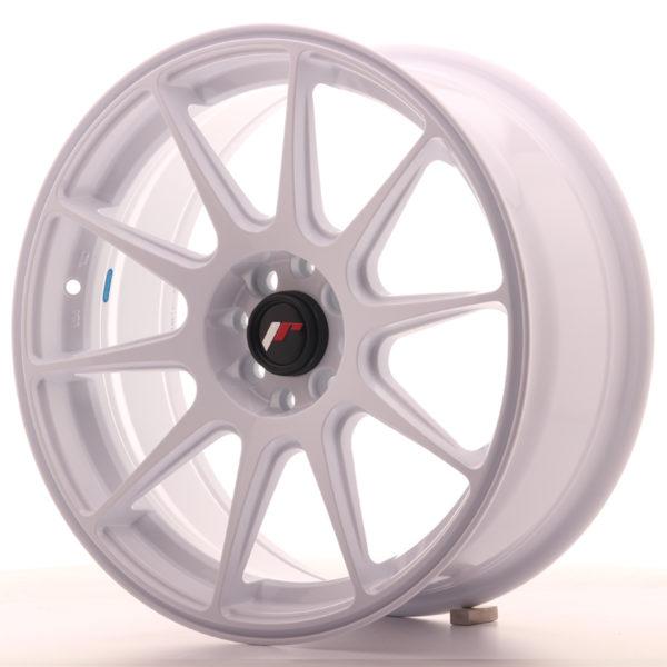 JR Wheels JR11 17x7,25 ET35 5x100/114 White