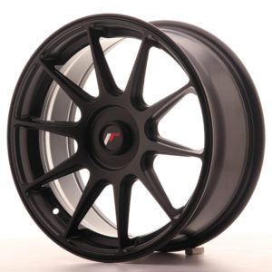 JR Wheels JR11 17x7,25 ET35-40 BLANK Matt Black