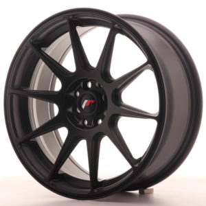 JR Wheels JR11 17x7,25 ET35 5x112/114,3 Matt Black