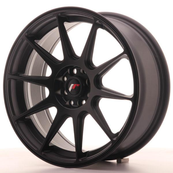 JR Wheels JR11 17x7,25 ET35 5x112/114,3 Matt Black