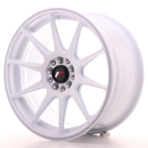 JR Wheels JR11 17x8,25 ET25 4x100/108 White