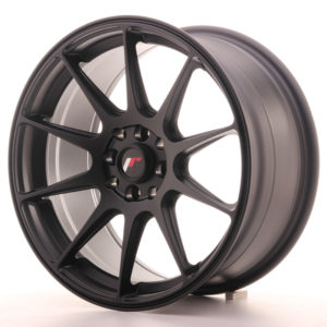 JR Wheels JR11 17x8,25 ET35 4x100/114,3 Matt Black