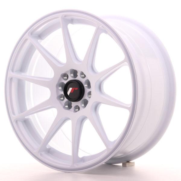 JR Wheels JR11 17x8,25 ET35 4x100/114,3 White
