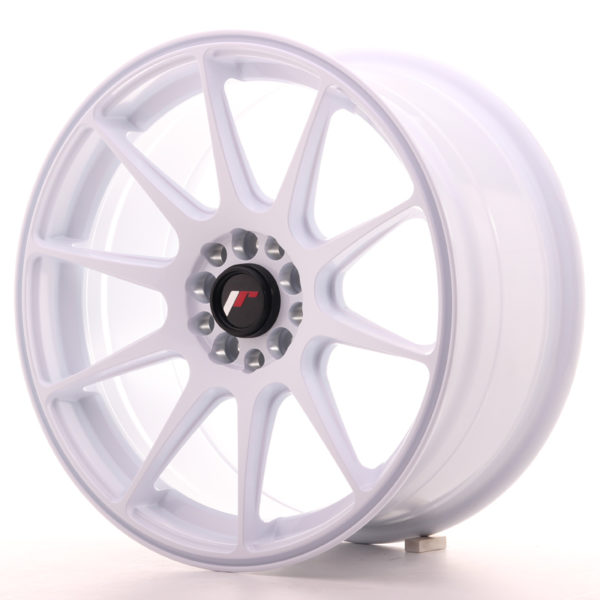 JR Wheels JR11 17x8,25 ET35 5x112/114,3 White