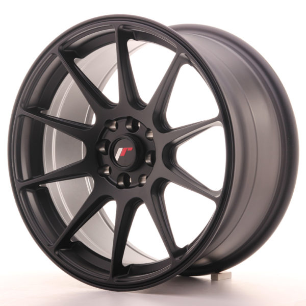JR Wheels JR11 17x8,25 ET35 5x100/108 Matt Black