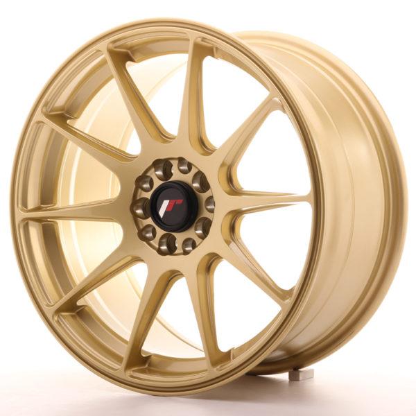 JR Wheels JR11 17x8,25 ET35 5x100/108 Gold