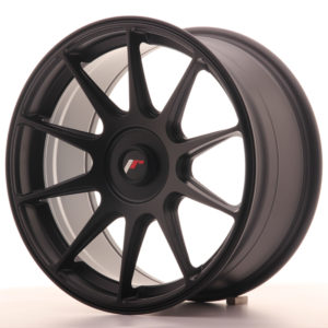 JR Wheels JR11 17x8,25 ET35 BLANK Matt Black