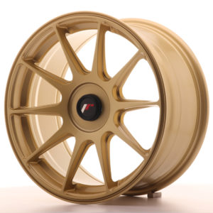 JR Wheels JR11 17x8,25 ET35 BLANK Gold
