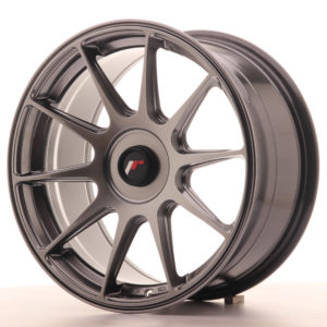 JR Wheels JR11 17x8,25 ET35 BLANK Hyper Black