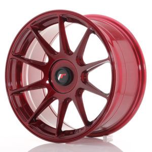 JR Wheels JR11 17x8,25 ET35 BLANK Platinum Red