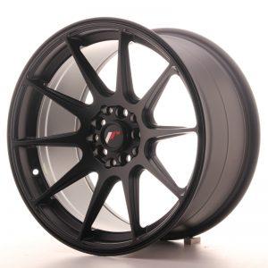 JR Wheels JR11 17x9 ET35 5x100/114 Matt Black