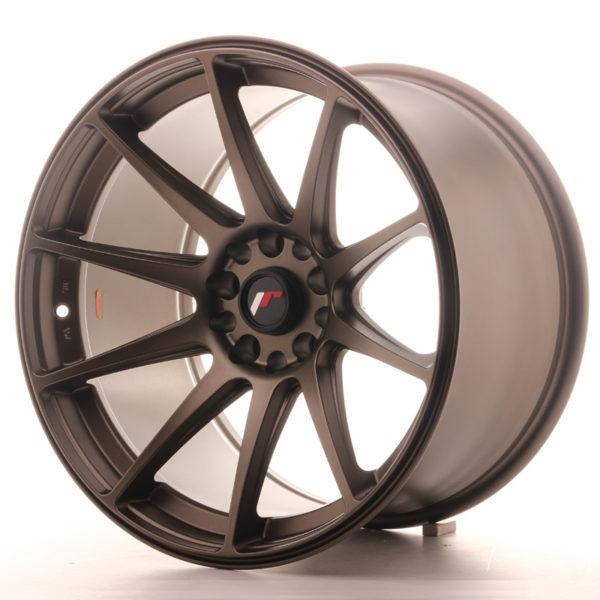 JR Wheels JR11 18x10,5 ET0 5x114/120 Dark Bronze