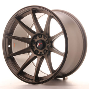 JR Wheels JR11 18x10,5 ET22 5x114/120 Dark Bronze