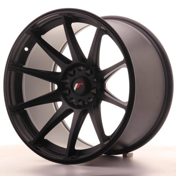 JR Wheels JR11 18x10,5 ET22 5x114/120 Flat Black