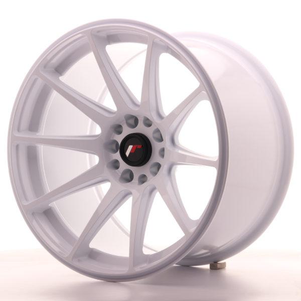 JR Wheels JR11 18x10,5 ET22 5x114/120 White