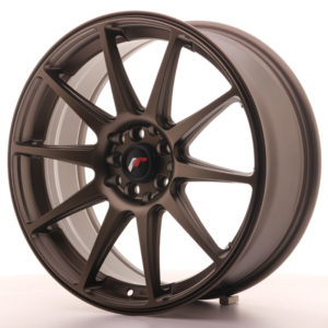 JR Wheels JR11 18x7,5 ET40 5x112/114 Dark Bronze