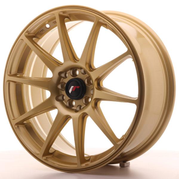 JR Wheels JR11 18x7,5 ET40 5x112/114 Gold