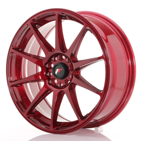 JR Wheels JR11 18x7,5 ET40 5x112/114 Platinum Red