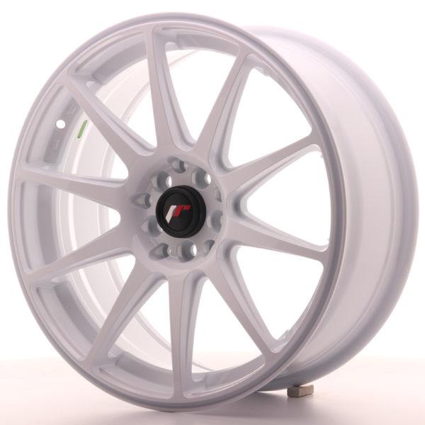 JR Wheels JR11 18x7,5 ET40 5x112/114 White
