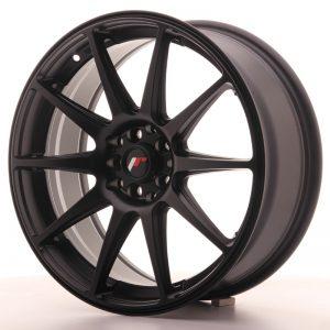 JR Wheels JR11 18x7,5 ET35 5x100/120 Flat Black